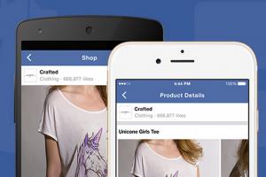 逛粉絲團順便購物?Facebook 購物功能測試上線!