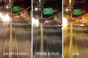 拍攝表現不如預期? iPhone 6S 與 Galaxy S6、LG G4 相機對決!