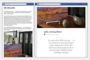 介面小清新! Facebook 新網誌功能來了!