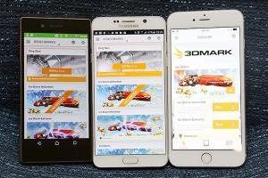 旗艦手機誰最威?iPhone 6s Plus 對 Note 5 對 Z5 實戰對決:效能篇