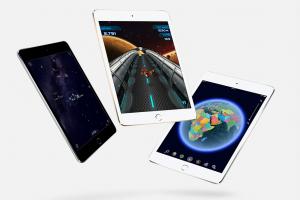 悄悄推出! iPad mini 4 在台開賣