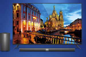 規格不減 售價僅 2 萬! 55 吋小米電視 3 推出