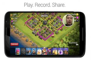 手機也能開實況? Google Play 推出遊戲錄影功能!