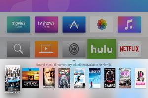 Apple Siri 到底還能作什麼?接下來是讓電視放音樂給你聽!