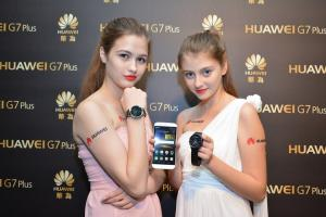 Huawei G7 Plus 在台上市! 指紋辨識升級 能一鍵快速拍攝!