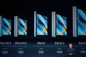 iPad 真的沒人買? 用戶統計出爐 iPad 2 仍最多人使用!