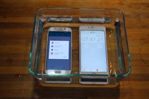iPhone 7 防水更極端! 未來能用「聲波」排水?