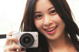 愛拍女孩新選擇!Canon EOS M10 迷你單眼發表實拍測試
