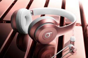 潮牌 Apple 化? Beats 耳機「玫瑰金」開賣!