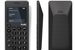 找回 3310 的精神! MP 01 讓手機回歸設計初衷