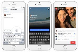 iPhone 限定! Facebook 直播功能對一般民眾開放