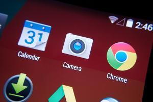 一個 Chrome 簡單設定 就能替手機防毒!