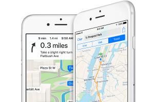 用量激增! Apple 地圖終於超越 Google Maps