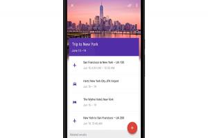 Inbox by Gmail 小升級! 行程與照片分享方式更新