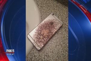 充電器用原廠款 iPhone 6s Plus 還是炸裂了!