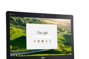 [2016 CES]用上 Intel Core 處理器! Acer 推出新款 Chrome OS AIO 整合式電腦