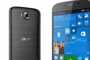 [2016 CES]Acer 新機上市計畫 曝光 Windows 10 Mobile 正式推出日?
