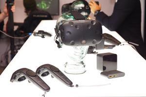[2016 CES] Vive 虛擬眼鏡缺乏內容面?HTC:4 月開賣時將多到任君挑選