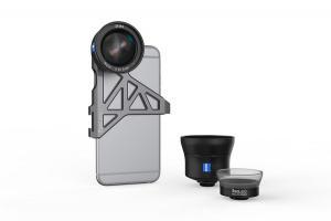 [2016 CES] 拍照還能更出色? 蔡司推出 iPhone 6、6s 專用鏡頭!