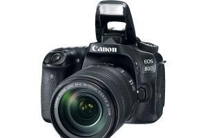 不畏手機壓力!Canon 發表新款 EOS 80D 單眼相機