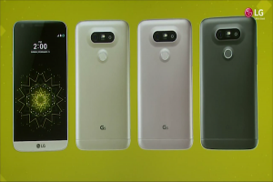 [2016 MWC] 手機功能隨你裝!首支市售模組化手機 LG G5 登場