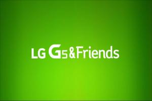 [2016 MWC] 更多玩手機的好創意!LG 推出 Friends 系列週邊
