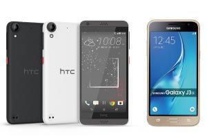 5 千元入門機對決!三星 Galaxy J3、HTC Desire 530 在台開賣