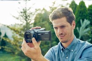 讓回憶「聲」歷其境! Sony 推出新款 Handycam 輕巧攝影機