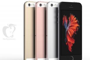 Apple 4 吋新機長這樣? iPhone SE 渲染圖現身!