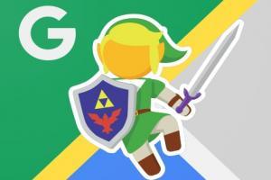 Google Maps 限時新玩法!讓「神秘勇者」陪你冒險?