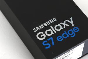開賣前搶先看!Samsung Galaxy S7 Edge 開箱!