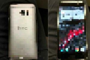 手機全貌長這樣? hTC 10 開機諜照曝光!