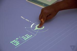 Sony 黑科技又一發!這個裝置讓一般桌子變超大觸控螢幕