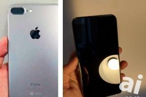 iPhone 7 全機諜照曝光?疑似雙鏡頭凸出、Home 鍵也不見了!