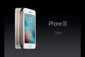 [蘋果新品] 有史以來最強 4 吋手機!iPhone SE 正式登場!