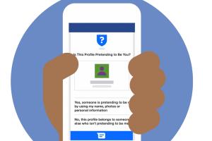 又被冒名發文?Facebook 將推出「驗明正身」新功能!