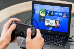 Sony 終於推出了! 現在 Play Station 4 可透過 PC 玩遊戲!