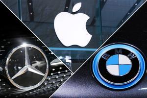 Apple Car 觸礁?德國兩大車廠回絕蘋果合作建議