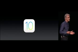 [2016 WWDC] 一口氣推出 10 大革新!iPhone 7 新功能就看這些!
