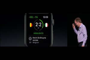 [2016 WWDC]不僅性能更快!蘋果 Watch OS 3 還有一項貼心設計