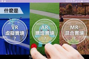 《Pokémon Go》爆紅秘密!你知道 AR、VR、MR 有什麼不同嗎?