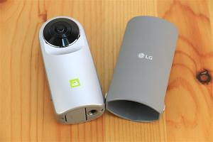 想玩 360 度影像?現在還能自己合成做驚喜!