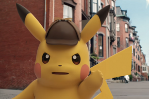 《Pokémon Go》再掀熱潮?傳奇影業準備開拍「名偵探皮卡丘」!