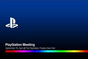 9 月 7 日登場!Sony 新款 PlayStation 主機規格大躍進?
