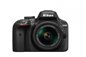 好久不見入門單眼?Nikon 正式推出 D3400 相機!