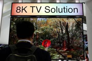 聯手抗韓!Sony、Panasonic 組聯盟推 8K 電視!