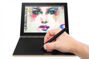 比 Macbook 還前衛?Lenovo 新筆電鍵盤消失了!