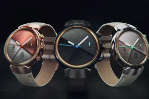 Apple Watch 終於有對手了?ZenWatch 3 正式推出!