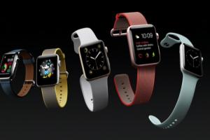 防水深度 50 米!效能更強 Apple Watch Series 2 登場