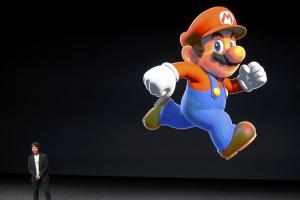 Mario 選擇 Apple 只為一個理由?任天堂:因為我們很像!